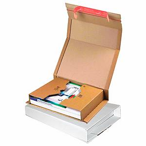 Versandbox Colompac CP2018, Innenmaße (L x B x H) 455 x 320 x max. 70mm