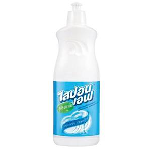 LIPON F น้ำยาล้างจาน ขวด 500 มิลลิลิตร