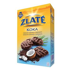 Sušenky Opavia Zlaté koka- kokos kakao 180 g