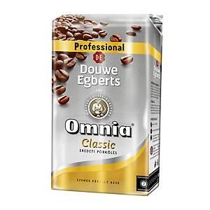 Douwe Egberts Omnia szemes kávé, 1 kg