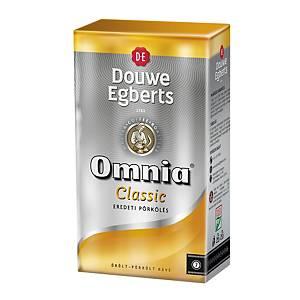 Douwe Egberts Omnia őrölt kávé, 250 g