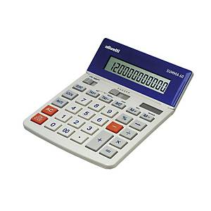 Calculadora de sobremesa Olivetti Summa 60 - 12 dígitos