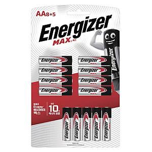 PK8+5 ENERGIZER MAX BATTERY AA