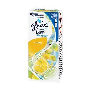 Brise One Touch utántöltő légfrissítő, citrus, 10 ml