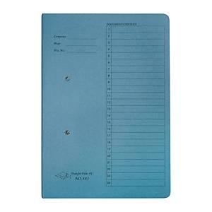 Paper File F4 Blue