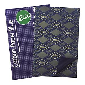 Elite F4 Carbon Paper - Box of 100 Sheets
