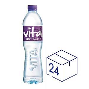 Vita Distilled Water 700ml - Pack of 24