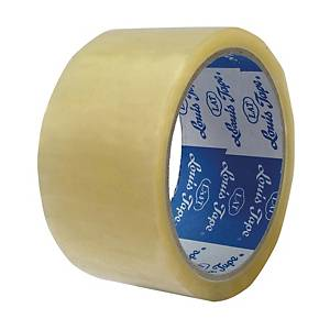 LOUIS OPP Packaging Tape Size 2 Inch X 45 Yards Core 3 Inch Clear