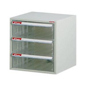 Shuter 樹德 A4 H 型高桶文件櫃 - 3櫃桶
