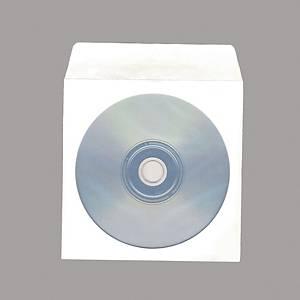 종이 CD 케이스 흰색 100입
