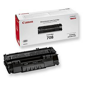 Canon 708 Toner Cartridge - Black