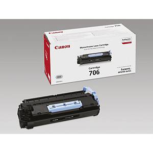 Canon 706 Toner Cartridge - Black