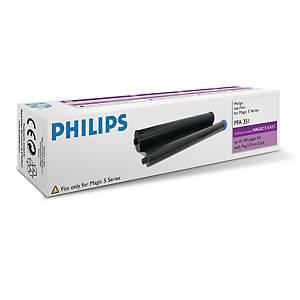 Philips PFA-351 inktfilm voor de Magic 5 serie, zwart