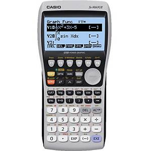 Casio FX-9860GII Graphic Calculator, Large Back-Lit Display.