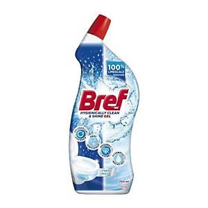 Gelový Čisticí prostředek Bref Power Fresh na toalety 700 ml