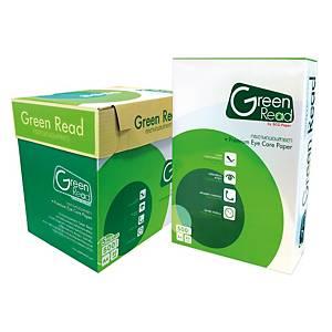 GREEN READ กระดาษถนอมสายตา A4 80 แกรม 1 รีม 500 แผ่น