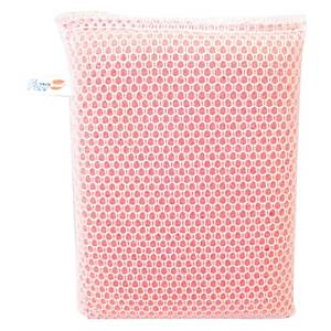 POLY-BRITE Sponge In A Net 4X5 inches - Pack of 4