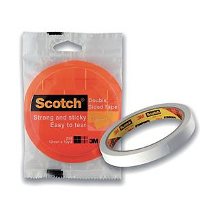 Scotch Double-Sided Tissue Tape 24mm X 9m