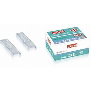 MAX 35-5M (26/6) STAPLES - BOX OF 5000