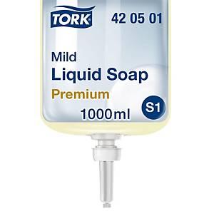 Sapone liquido Tork delicato 420501, 1 l., più fresco
