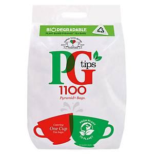 PG Tips Tea Bags - Pack of 1100