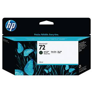 Cartouche d encre HP 72 - C9403A - noir mat