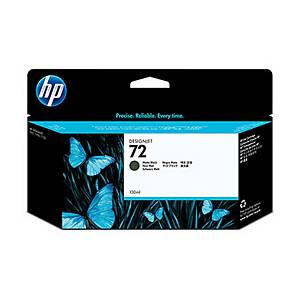 Cartuccia inkjet HP C9403A N.72 4400 pag nero opaco