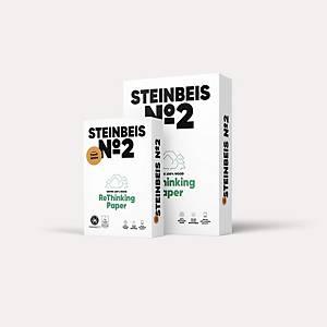 Carta riciclata Trendwhite Steinbeis Temming formato A3 80 g/mq - Risma 500