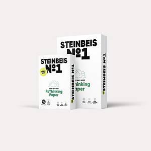 Carta riciclata Classicwhite Steinbeis Temming formato A4 80 g/mq - 500 fogli