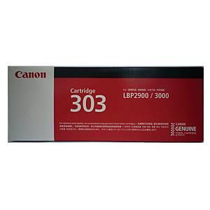 CANON 303 ORIGINAL LASER CARTRIDGE - BLACK