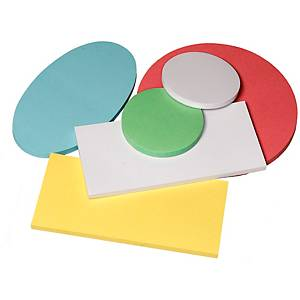 Moderationskarten OTC 2247414 selbstklebend, Set mit 300 Stück