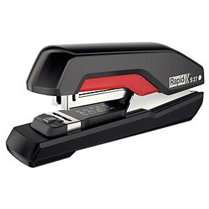 Rapid S27 office stapler Super Flat Clinch red/graphite 30 sheets