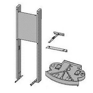 NESPRESSO Tartóelem asztali változaz konfigurációhoz