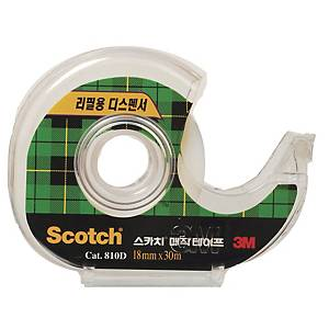 3M 810D SCOTCH MAGIC TAPE 19X33 W/DISP