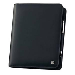 Ringbuch Time/system Business 37576, aus Kunstleder, 25 mm, schwarz