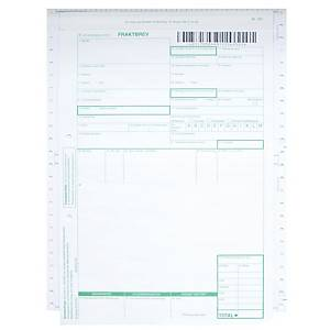 BX400 FREIGHT FORMS SNAP