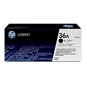HP CB436A laser cartridge nr.36A black [2.000 pages]