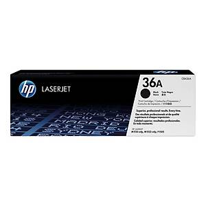 Toner HP 36A CB436A czarny