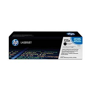 Hewlett Packard Cb540A Color Lj Black