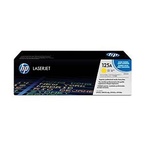 HP laserový toner 125A (CB542A) žltý