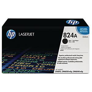 HP 824A Black Laserjet Image Drum (CB384A)