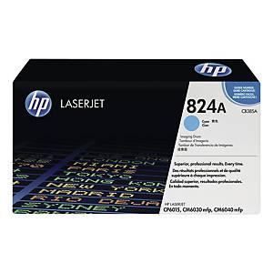 Trumma HP 824A CB385A Image drum, 35 000 sidor, cyan