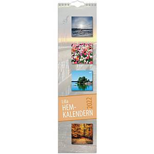 Kalender Burde 91 1711 Lilla Hemkalendern 110 x 430 mm