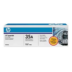 Toner HP 35A CB435A czarny