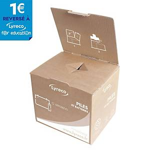 RECYCLING BOX FOR BATTERIES PTD LFE