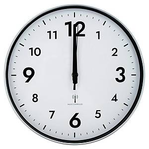 Nástenné hodiny Unilux Wave, priemer 30,5 cm