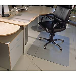 CLEARTEX HARDFLOOR CHAIRMAT PC 120X150CM