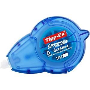 Rouleau correcteur Tipp-Ex Easy Refill ECOlutions, 5 mm x 14 m