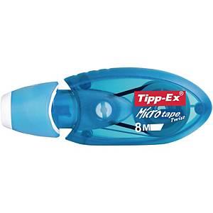 Korrekturroller Tipp-Ex 8706142 Twist, Breite: 5mm, Länge: 8m, blau