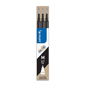 Pilot Refill For Frixion Black - Pack of 3
